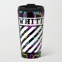 white bape Travel Mug
