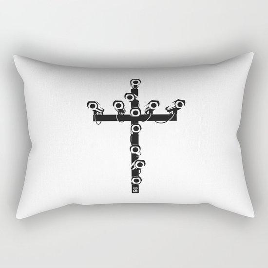 new world order Rectangular Pillow