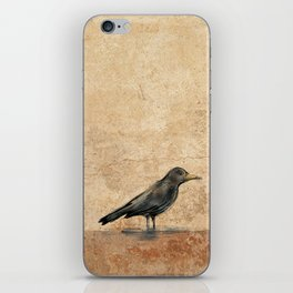 Crow iPhone Skin