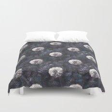Dandelions - A Pattern Duvet Cover