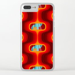 A Night a the Opea Clear iPhone Case