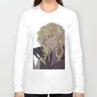 sparkles Long Sleeve T-shirts featuring Sparkles by artistalyway