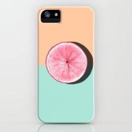 Citrus #01 iPhone Case