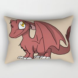 Chocoberry SD Furry Dragon Rectangular Pillow