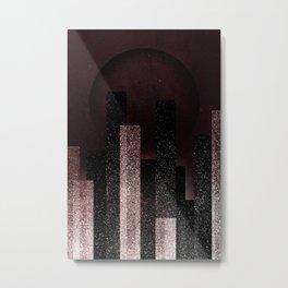 City of stars Metal Print