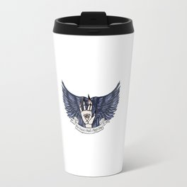 The Raven Cycle Quote Travel Mug