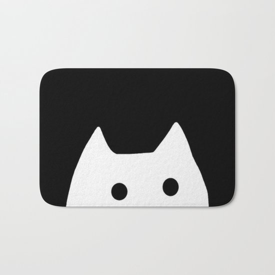 cat-7 Bath Mat