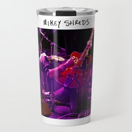 Birds in the Boneyard, Print Two: Mikey Shreds Travel Mug