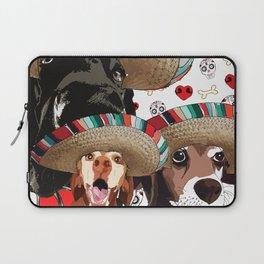 Cinco de Pup Laptop Sleeve