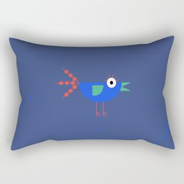 Birdie-5 Rectangular Pillow