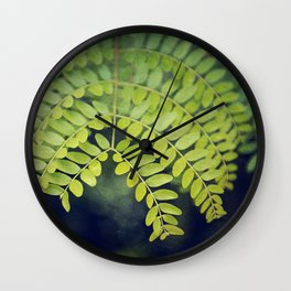 let it grow Wall Clock
