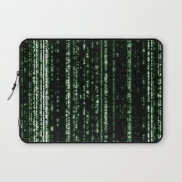 Streaming Mathematical Array Laptop Sleeve