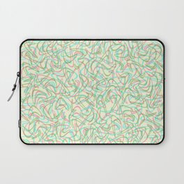 Boomerang Cream Laptop Sleeve