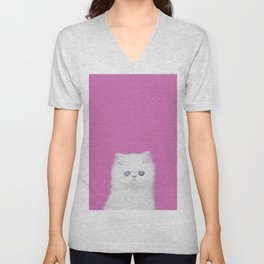 Lord Aries Cat - Photography 002 Unisex V-Neck