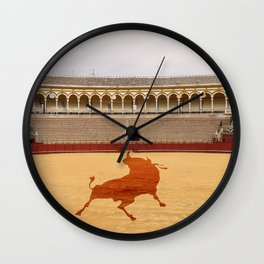 TORO Wall Clock