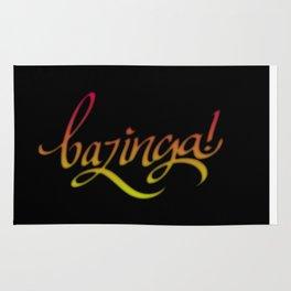 Bazinga! Rug