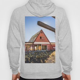 Abandonded Diner Hoody
