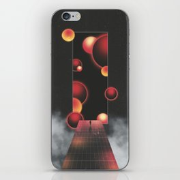 Void Vibes Only iPhone Skin