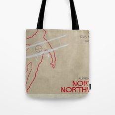 North By Northwest Tote Bag