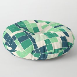Isotope Floor Pillow