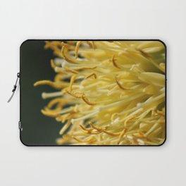 Closeup Parry's Century Plant Laptop Sleeve