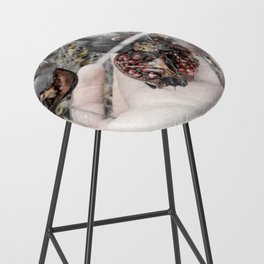 Wish for Eternal Winter Bar Stool