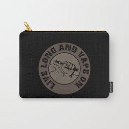 Vape Design For E Cig Lovers Carry-All Pouch