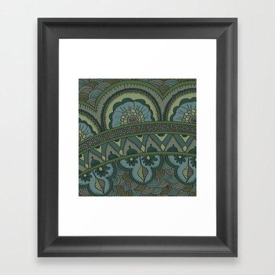 IndI_Art Framed Art Print