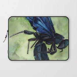 bicho azul Laptop Sleeve