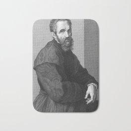 Michelangelo Bath Mat