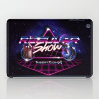 regular show iPad Cases featuring Regular 80's Show by Gazulo Marquez