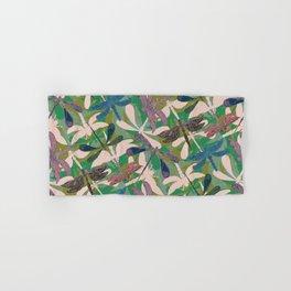 Dancing Dragonflies Hand & Bath Towel