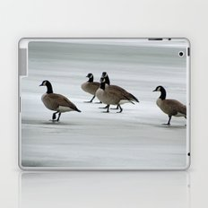 Graceful Geese Laptop & iPad Skin