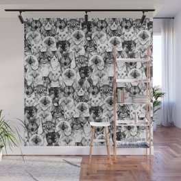 just cats Wall Mural