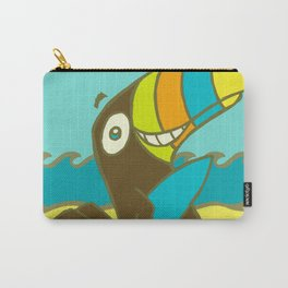 Surfin' Toucan! Carry-All Pouch