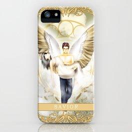 Wings of Faith : Savior iPhone Case