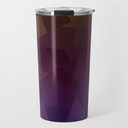 Patchwork - Flipped Travel Mug
