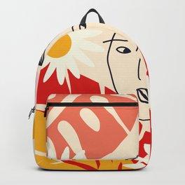 Flower girl Backpack