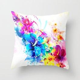 Under Your Spell Remix Throw Pillow