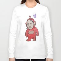 warcraft Long Sleeve T-shirts featuring Trolltubbies by SmallWheel