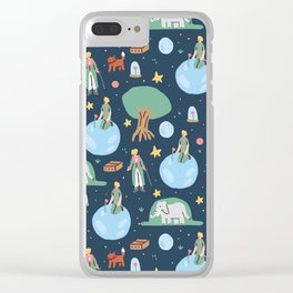 The Little Prince Clear iPhone Case