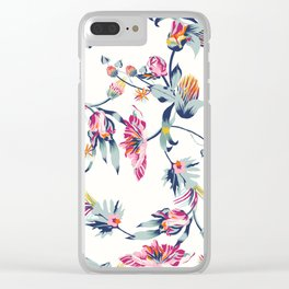 Art Chic!! Clear iPhone Case
