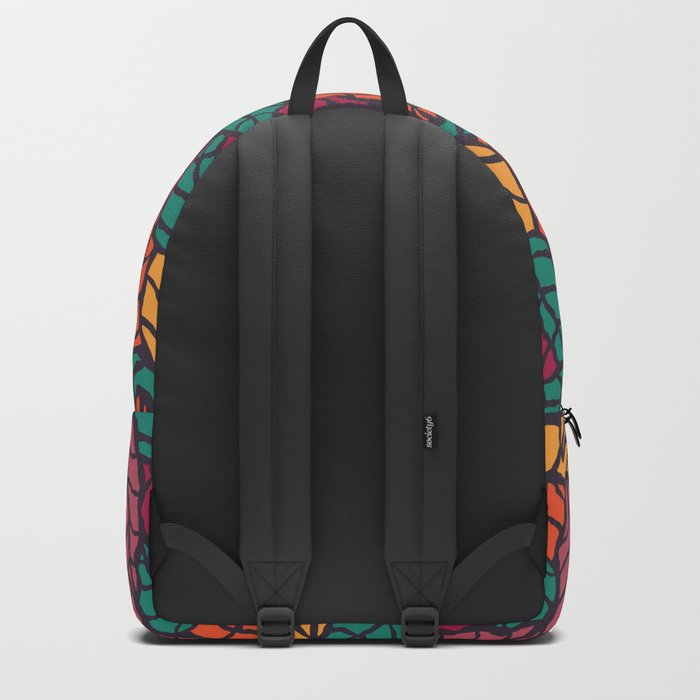 Nature leaves 005 Backpack
