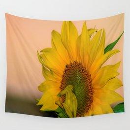 Mammoth Sunflower Wall Tapestry