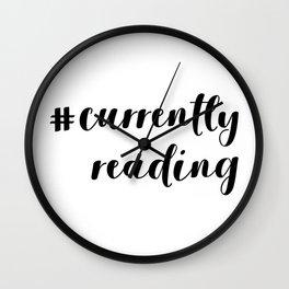 #currentlyreading Wall Clock