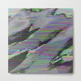 84-03-22 (Cloud Glitch) Metal Print