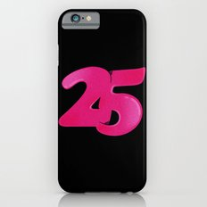 25 Slim Case iPhone 6s