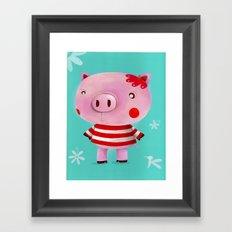 Piglet Framed Art Print