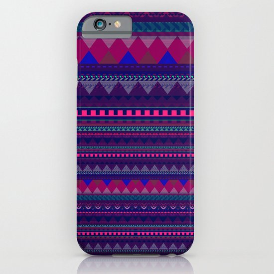 KNITTED AZTEC PATTERN  iPhone & iPod Case