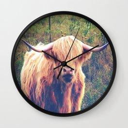 Hello Neighbors Cow Wall Clock